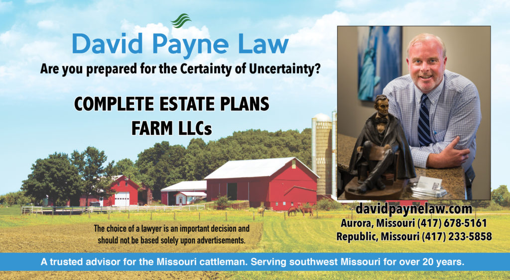 Missouri Farm Lawyer