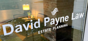 David Payne Law's office in Aurora Missouri