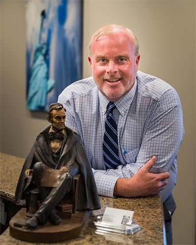 David Payne, Attorney and owner of Ozarks Legacy Law